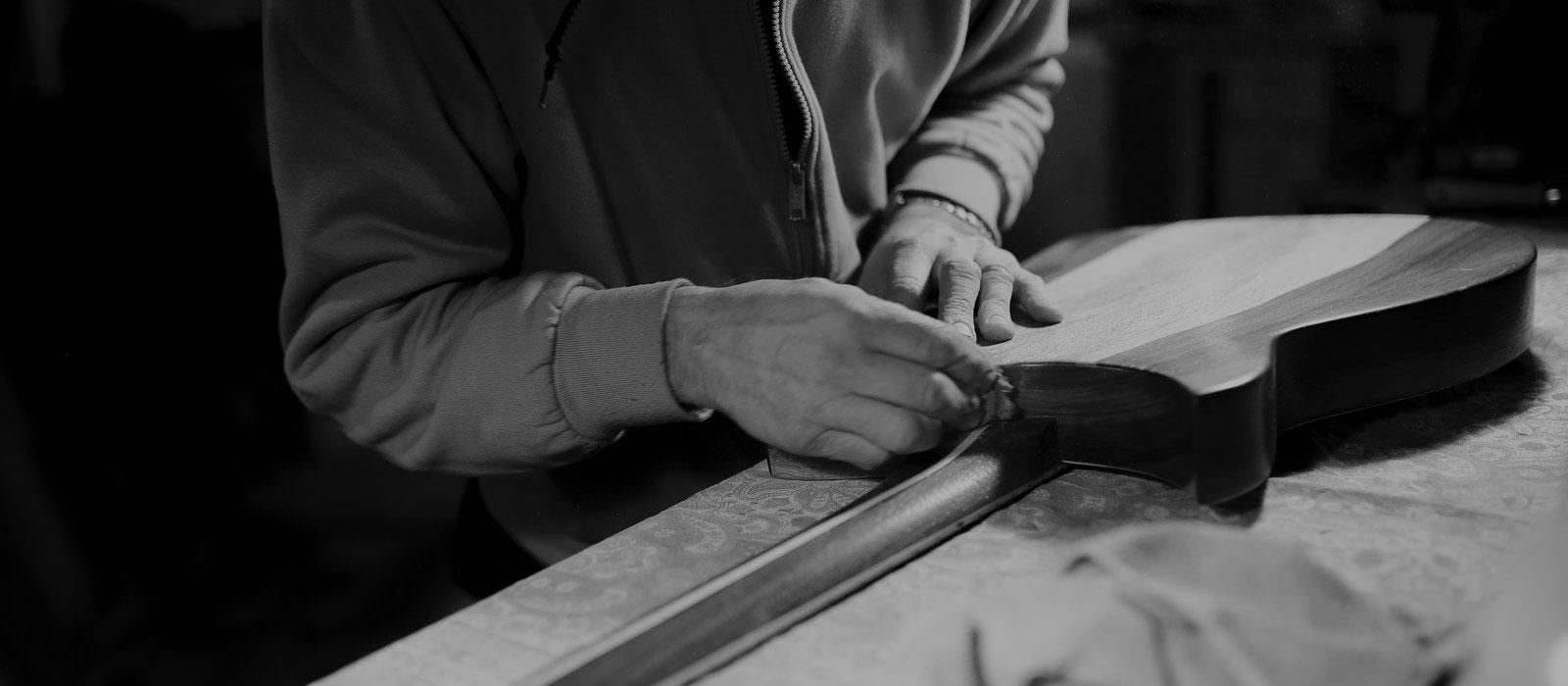 Davide Pusiol Handmade Guitarworks